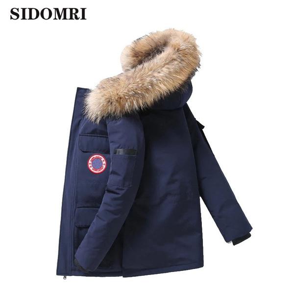 down, Fashion, Winter, Waterproof