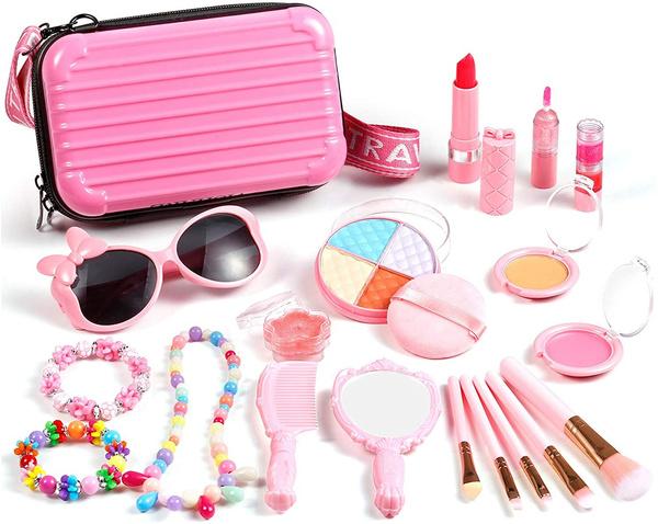 Toy, childrenscosmeticsset, Beauty, kidsmakeupkit