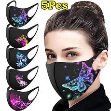3dfacemask, Outdoor, Butterflies, 3dbutterflymask