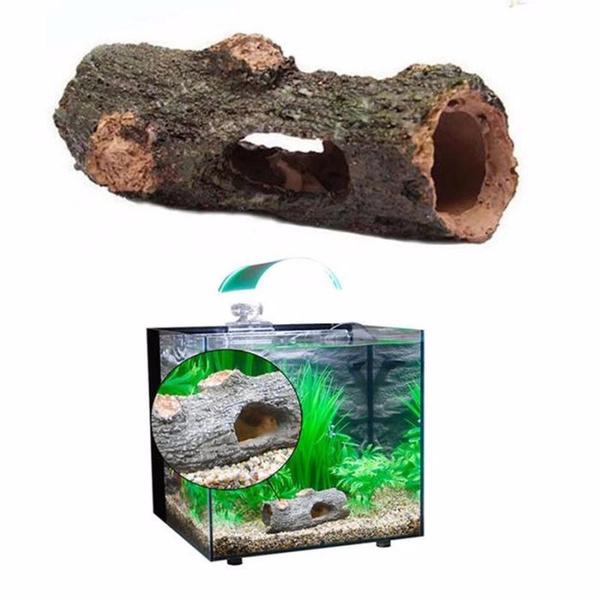 hollowtrunk, Tank, aquariumsupplie, hollowtree