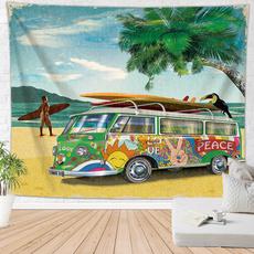 coconuttapestry, Summer, treetapestry, Wall Art