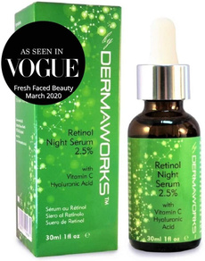 retinol, acid, dermawork, ml