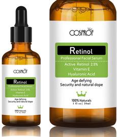 aging, retinol, cosprof, vitamin