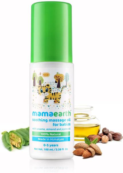Oil, ml, mamaearth, 100