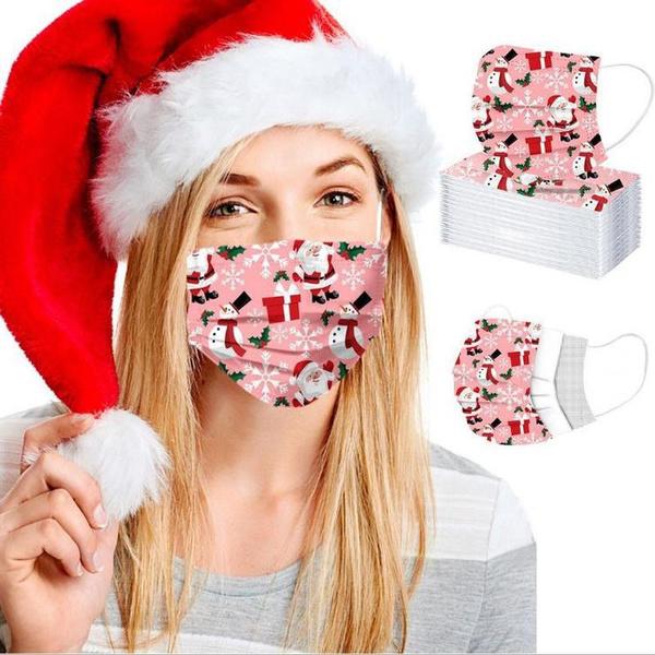 dustproofmask, maske, Christmas, unisex
