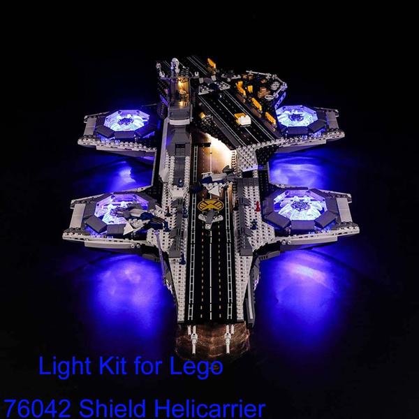 helicarriermodel, shield, Gifts, helicarrier