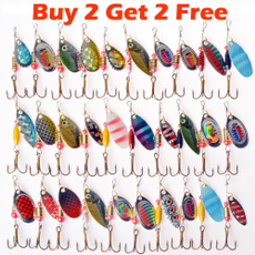 spinnerbait, fishingbait, spinnerlure, Fishing Lure