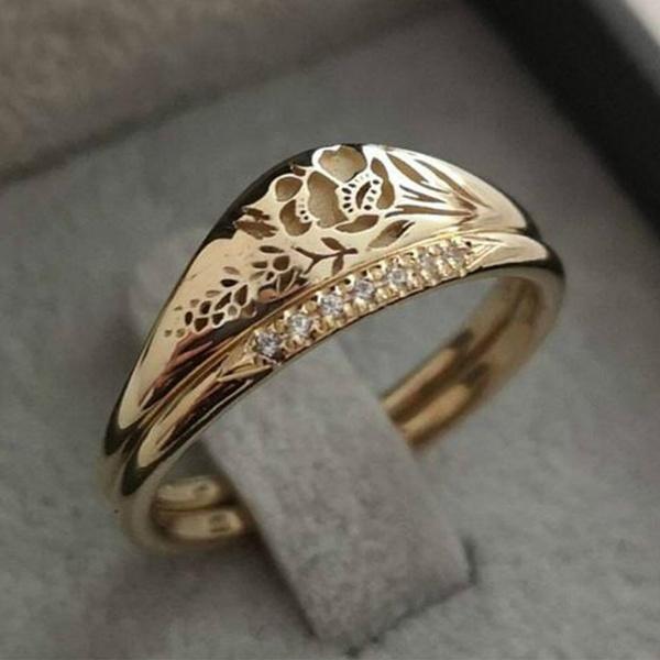 goldringsforwomen, wedding ring, gold, Sterling Silver Ring