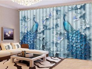 curtainsforkitchen, Blues, cortinasparasala, art