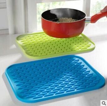 Coasters, potholder, Silicone, Pot