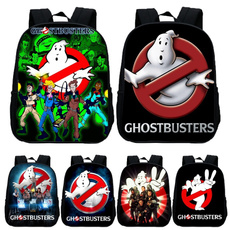 Kindergarten bags, School, ghostbustersbackpack, ghostbuster