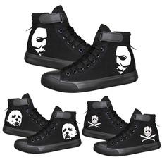 Flats shoes, Lace, canvsshoesformen, shoes for men
