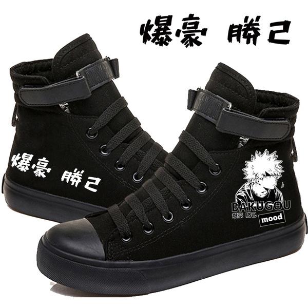 bakugou, Sneakers, myheroacademia, bakugoushoe
