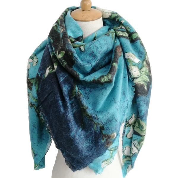 women scarf, Cashmere Scarf, Blanket, winter fashion