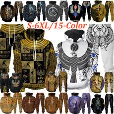 3D hoodies, eye, egyptianpharaoh, pants