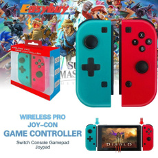joycon, Blues, Video Games, gamepad