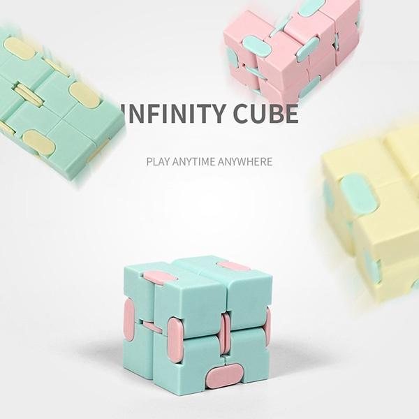 cmycube, Toy, Infinity, fingercube