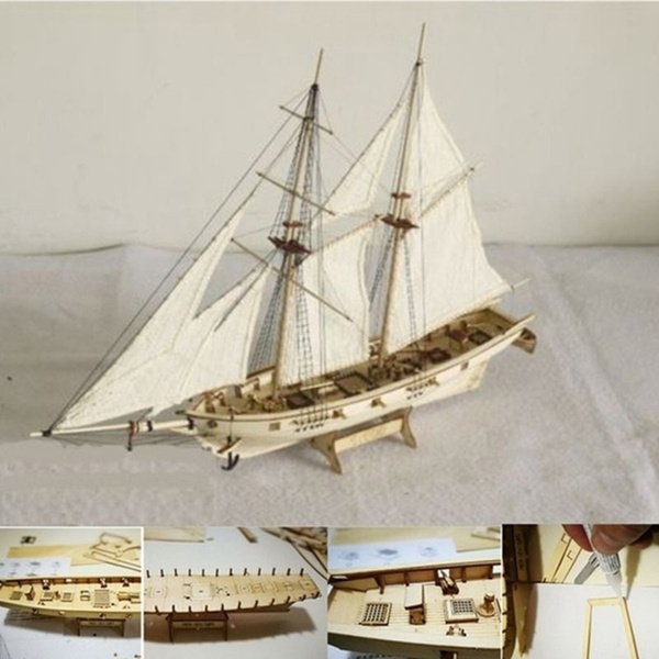 giftsforkid, Toy, Wooden, sailboat