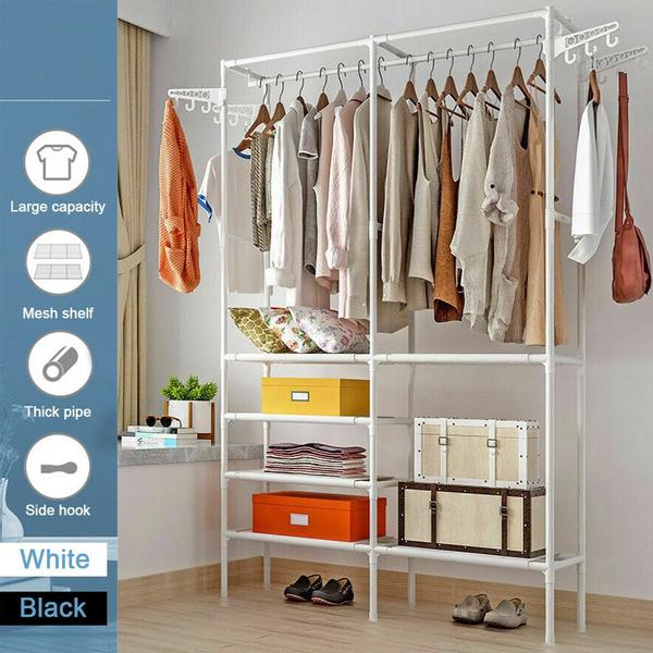 Heavy, clothesdryer, Storage, rollinggarmentrack