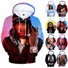 winter fashion, 3D hoodies, 3dhiphophoodie, hooded