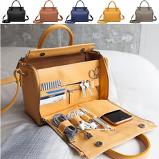 women bags, Shoulder Bags, Capacity, solidbag