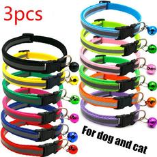 Dog Collar, Jewelry, catcollar, Bell