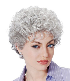 wig, syntheticcurlywig, Fashion, Cosplay