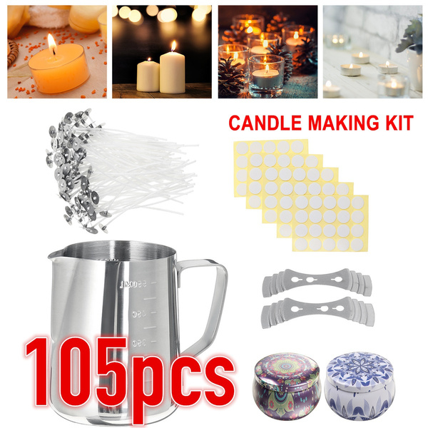 candlemakingjar, Candleholders, candlemakingkit, diycandle