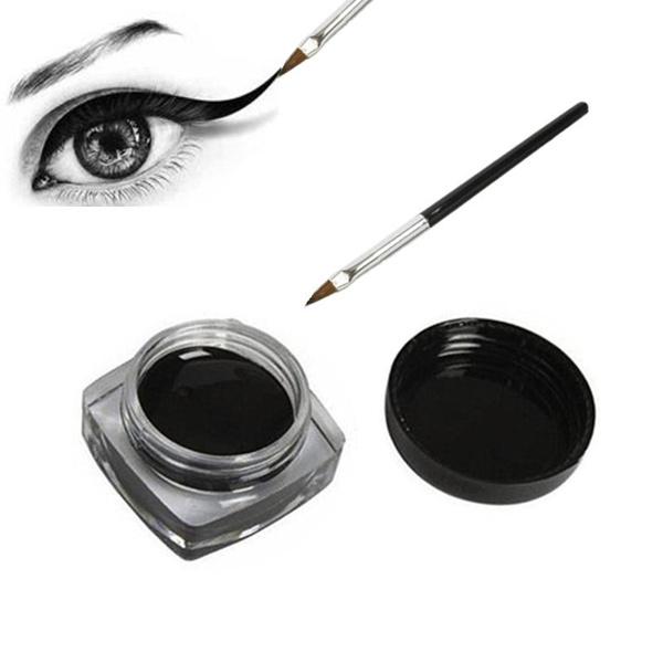 longlasting, eyelinerbrush, Makeup, eye