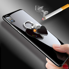 Cigarettes, Rechargeable, Jewelry, phoneholderringlighter