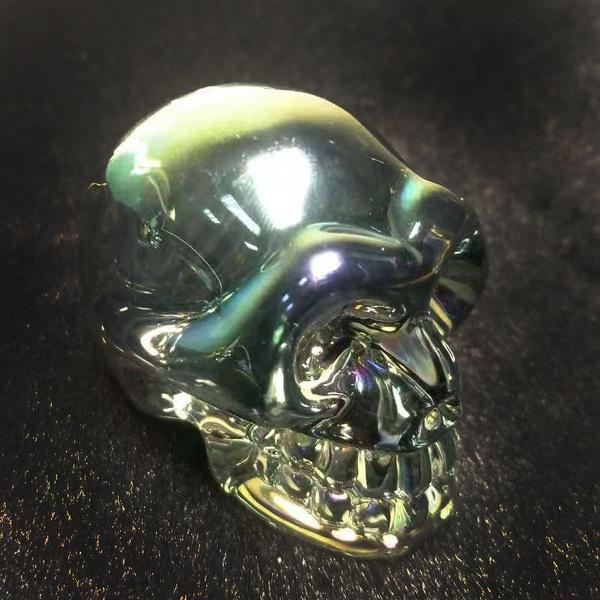 liuli, Magic, Skeleton, skull