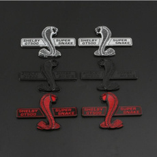 Car Sticker, Cobra, Door, shelby