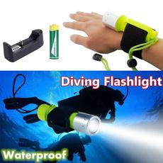 Flashlight, xml, led, Waterproof