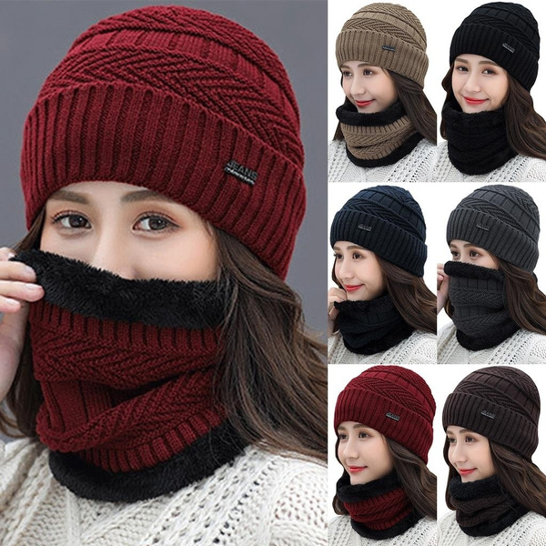 winter hats for women, women scarf, Bicycle, Christmas
