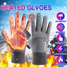 heatglove, Winter, touchscreenglovesmen, motorbikeglove
