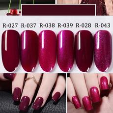 Nails, gel nail polish, manicure, Beauty