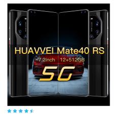 Smartphones, facerecognitionphone, hauweimate40pro, unlockedcellphone