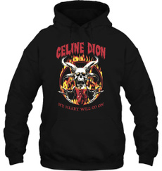 Heart, Fashion, Metal, Funny hoodie