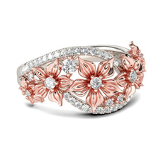 Sterling, Flowers, Jewelry, Gifts