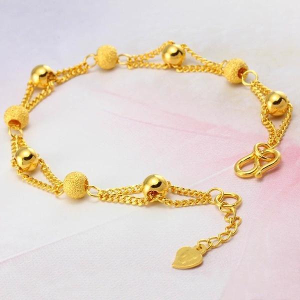 24kgold, Fashion, Jewelry, Chain
