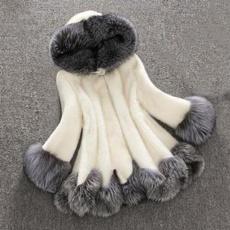 brautkleiderhochzeitskleider, Fleece, hooded, fur