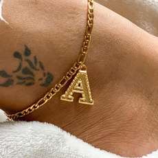 Fashion, Luxury, Anklets, Gifts