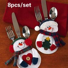 christmasaccessorie, forkbag, Christmas, silverwarebag