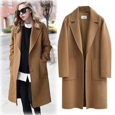 woolen, woolen coat, fashion women, Winter