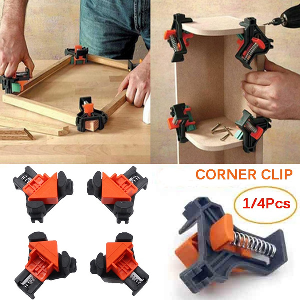 clamp, rightangleclampclip, quickfixing, woodworkingcornerclip