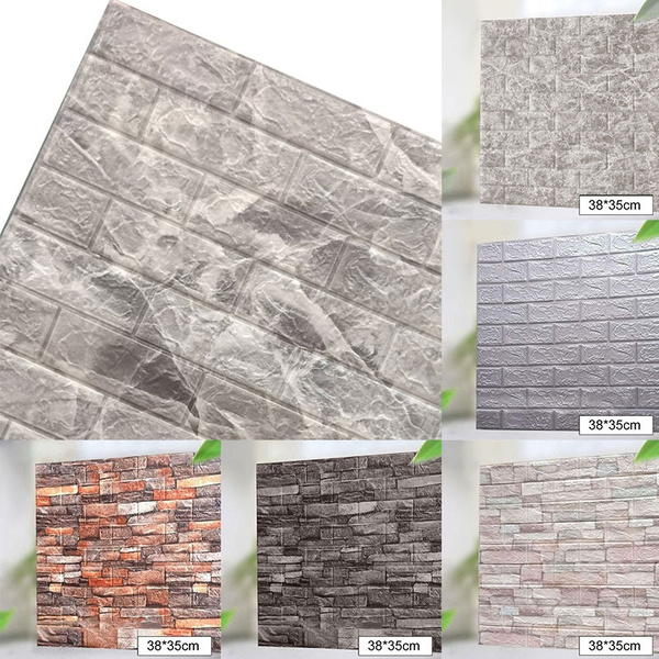 Home Decor, selfadhesivewallpaper, forlivingroom, pecottonwallsticker