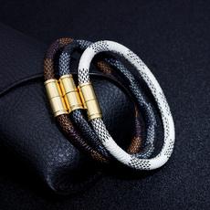 Steel, Charm Bracelet, Fashion, Jewelry