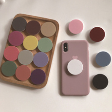 popsocket, Jewelry, Mobile, Pure Color