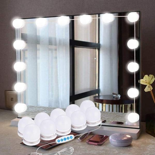 makeuplight, dressinglight, led, vanitymirrorlight