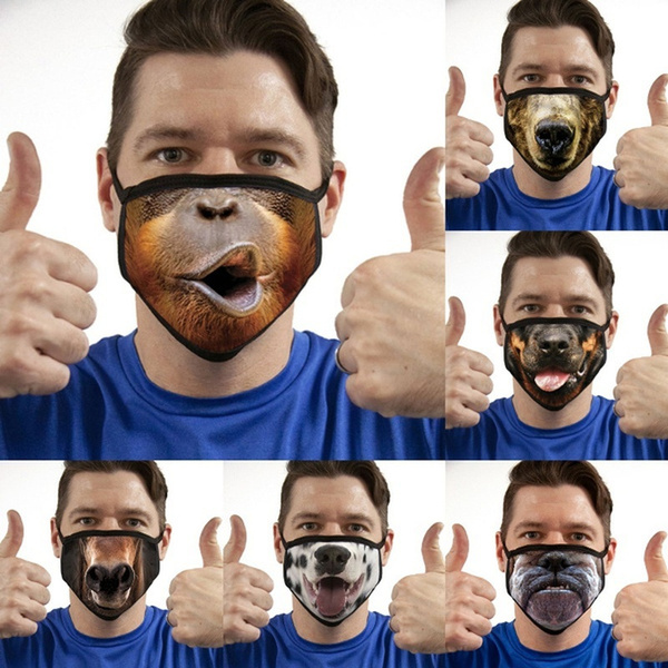 Funny, Outdoor, mouthmask, washable